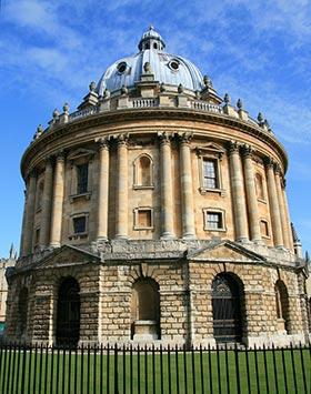 Oxford university library