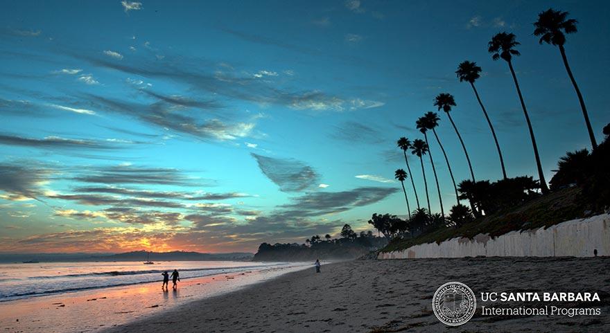 Take a study abroad semester at UC Santa Barbara