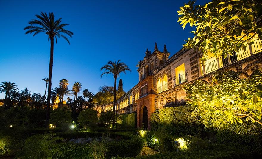 Alcazar de Seville