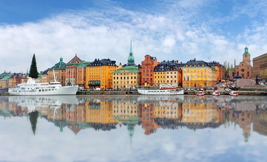 Stockholm - the Venice of the North