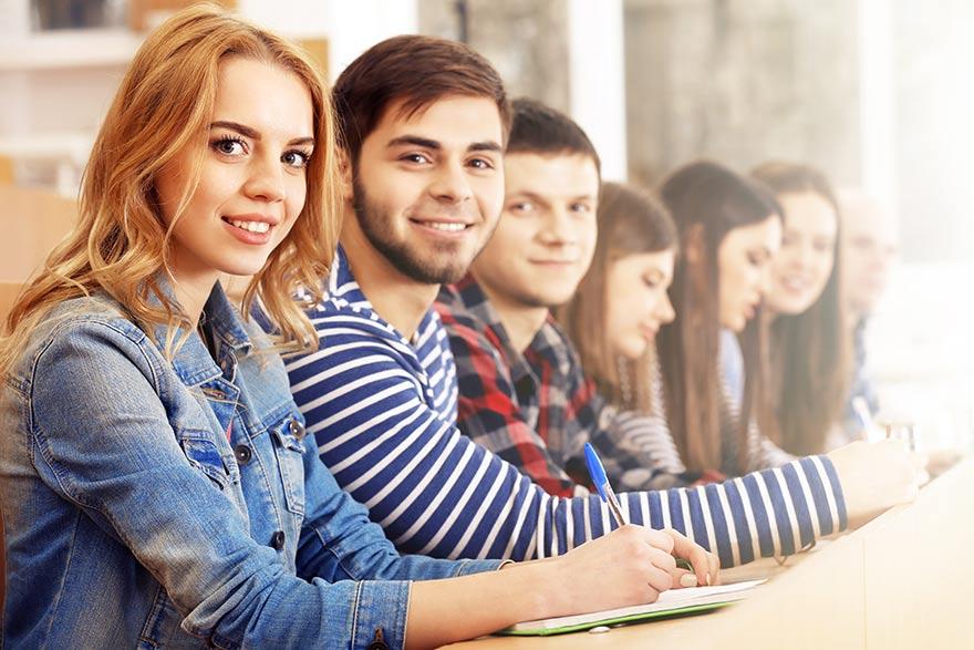 Språkresestudenter