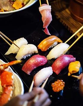 寿司 - 日本料理