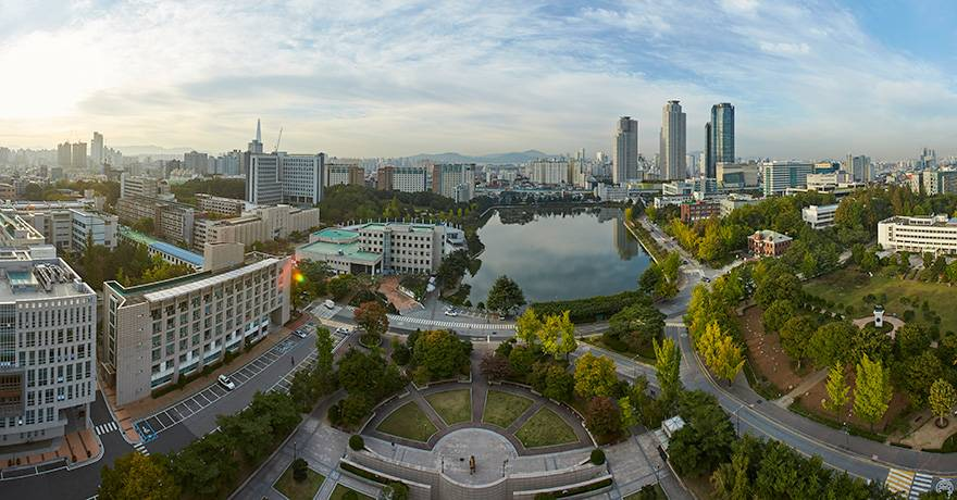 Konkuk University - study language and degree programs in Seoul, Korea